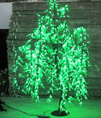 green led willow tree suppliers best green led willow tree