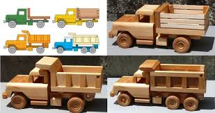 Plans For Wood Toy Trucks by Woodwork Toy Truck Plans Wood Pdf Plans Wood Cutouts Pinterest