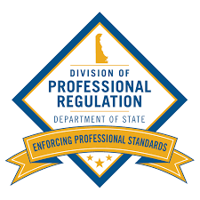 division of professional regulation state of delaware