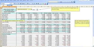 Create Excel Spreadsheet Forecast Spreadsheet Template Sle Excel Spreadsheet Data For