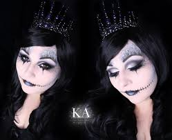 Halloween Makeup Application by Harrypottersgirl Alice Deviantart