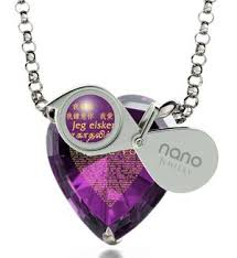 awesome gift for her celebrate love with breathtaking nano jewelry