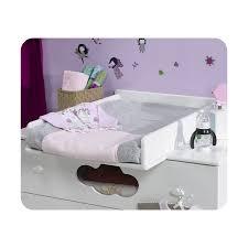 chambre altea blanche commode bébé altéa blanche plan à langer amovible