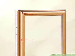 Repair Interior Door Frame Interior Door Frame Kit Image Titled Interior Door Frame Repair