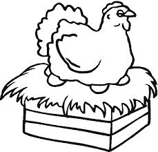 farm animals coloring pages preschool www mindsandvines com