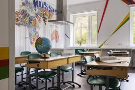 home economics kitchen design the coolest school laboratory interior we ve ever seen home