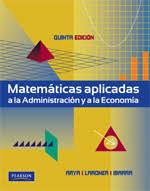 imagenes matematicas aplicadas matemáticas aplicadas a la administración y a la economía ebook