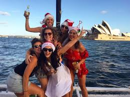 rockfish sydney harbour christmas party cruise 15 pp p h