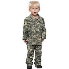 Toy Soldier Halloween Costume Amazon Child U0027s Toddler Soldier Halloween Costume Size