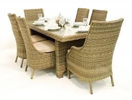 cane dining set bamboo u0026 cane cane and rattan
