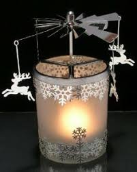 carousel candle carousels candles garden crafts