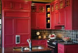Red Kitchen Pics - red kitchen ideas design accessories u0026 pictures zillow digs
