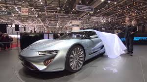 koenigsegg quant newsclip world premiere of the new quant e sportlimousine youtube