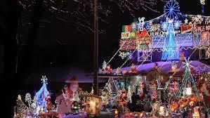 christmas light show toronto medellin 30 dec 2014 timelapse view over the christmas light show