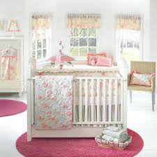 Pink And Gold Baby Bedding Articles With Pink Black And White Polka Dot Baby Bedding Tag