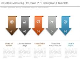 industrial marketing research ppt background template powerpoint