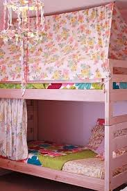 Bunk Bed Tents Bunk Bed Tents Bunk Bed Tent This Gives Me Ideas Even Doing It