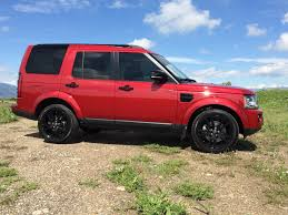 land rover lr4 black 2014 lr4 firenze red w 20