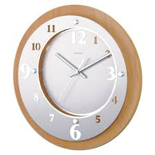 stilnovo 1136nts verichron galaxy clock in wood homeclick com