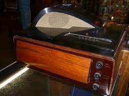 Philco Record Player Cabinet Philco 49 1401 Boomerang Record Player Vintage Electronics