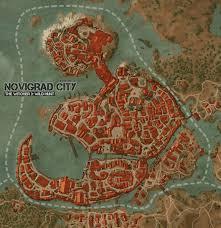 Hunt Maps Novigrad Map The Witcher 3 Wild Hunt Maps U0026 Quests
