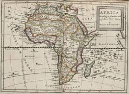 Horn Of Africa Map by Africa Political And Historical Map U2022 Mapsof Net
