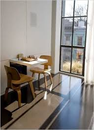 Small Kitchen Table And Chairs by 30 Space Saving Folding Table Design Ideas For Functional Small Rooms