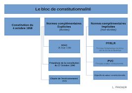 si e du conseil constitutionnel bloc de constitutionnalité wikipédia