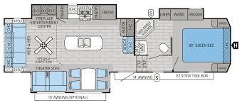 eagle fifth wheel floor plans 2015 eagle fifth wheels floorplans prices jayco inc
