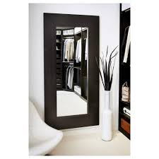 flooring floor mirror ikea bedroom leaning home decor best
