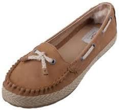 ugg s chivon shoes ugg australia chivon womens chestnut leather moccasin flat shoes