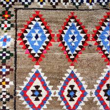Rugs From Morocco Azilal Rugs Wool Carpet From Morocco Shop Online Ships From Canada