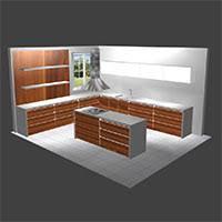 Program To Design Kitchen by Polyboard Cnc Cabinet Software Cabinet Designer