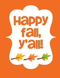 inspired whims happy fall y u0027all free printable