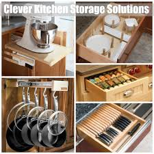 kitchen storage solution ideas sawdust