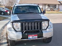 red jeep liberty 2008 jeep liberty mods my 2008 kk mods are finally done jeep