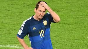Lionel Messi Leg Barcelona Footballer Lionel Messi Slammed For Leg