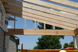 How To Build A Shed Step By Step by Building A Porch Roof Porch Roof Framing