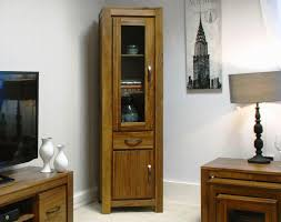 tall narrow bookcase with doors new furniture