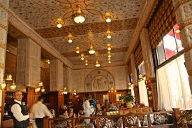 the most beautiful coffee shops in world part i cafe imperial