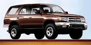 toyota 4runner 1999 limited 1999 toyota 4runner limited autotrader