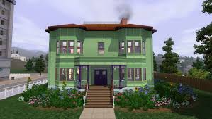 Fisher House Mod The Sims Ferdinand Fisher House