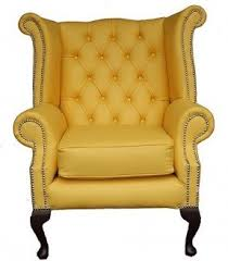 Chesterfield Style Armchair Queen Anne Recliners Foter