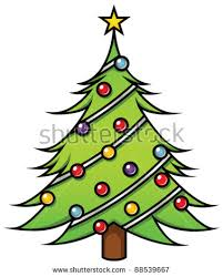 christmas tree cartoon stock images royalty free images u0026 vectors