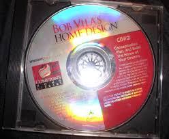 bob vila u0027s home design computer program cd 2 plan dream home