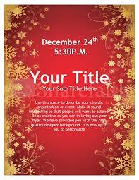 christmas flyer template free word joy of christmas flyer template
