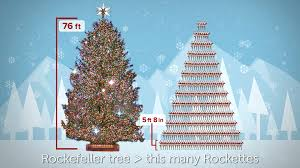 more than 13 rockettes the rockefeller tree by the numbers