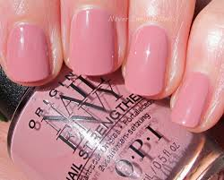 never enough nails opi nail envy strength color swatches