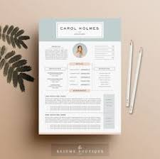 Stylish Resume Templates Word Stylish Resume Template Editable In Ms Word By Cvdesign You Can