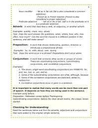 adjectives in sentences 13 14 second semester grammar 1 simplebooklet